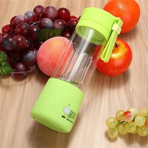 blender juicer portable travel usb bottle electric