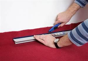 Obi anleitung teppich verlegen teppichverlegung for Balkon teppich mit tapete schneiden werkzeug