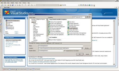 Console Application what is console application