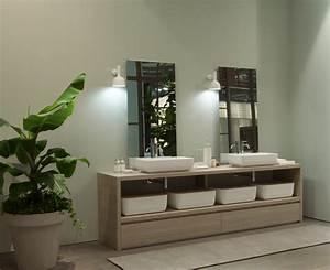 Meuble salle de bain japonais for Meuble salle de bain japonais