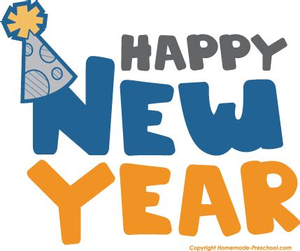 New Year 6 Clip Art Designs Happy New Year Clip Art Images Clipartingcom