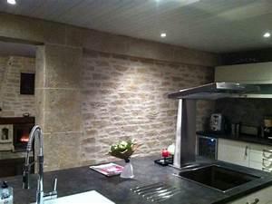 Mur En Pierre Interieur : les 25 meilleures id es concernant murs en brique ~ Dailycaller-alerts.com Idées de Décoration