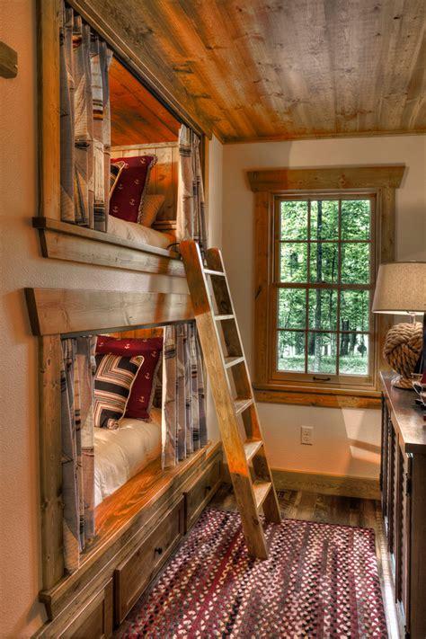 kids cabin theme bedrooms rustic 65 cozy rustic bedroom design ideas digsdigs