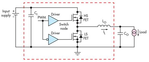 how to boost performance in synchronous buck converter designs electronic design