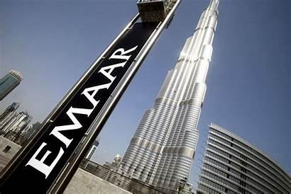 Emaar Properties Dubai Market Tower Ping Quietly