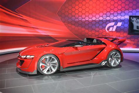 El Concepto Volkswagen Gti Roadster Podra Ser Un Futuro