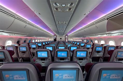 qatar airways boeing   seat configuration  layout