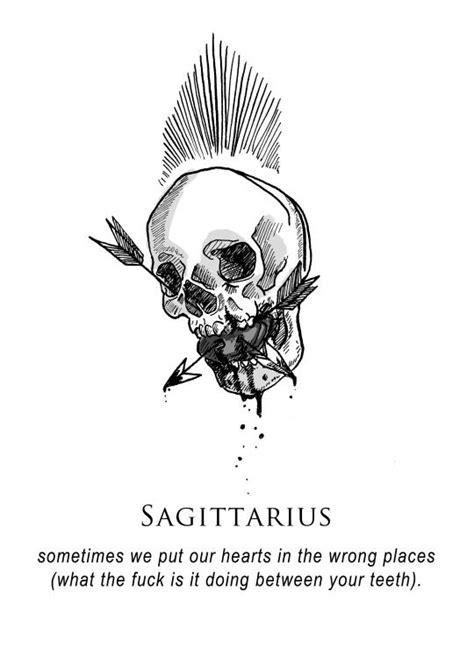 It's between my teeth because I speak from my heart... | Sagittarius, Zodiac art, Horoscope
