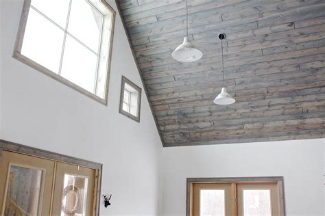 Stained Pine Ceiling Integralbookcom