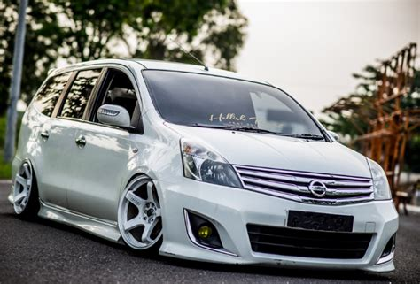Modifikasi Nissan Livina by Konsep Modifikasi Nissan Grand Livina Elegan Style 2017