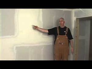 Drywall Finishing Made Easy - CertainTeed Gypsum - YouTube