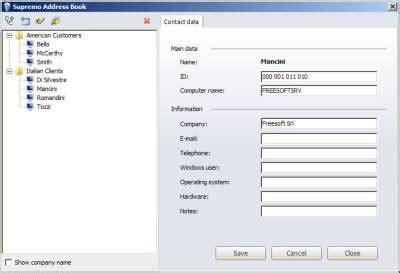 supremo desktop desktop remoto programmi per il controllo desktop da