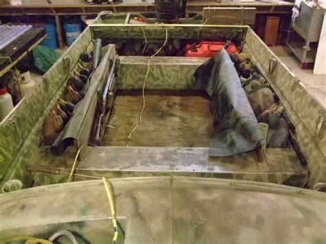 Jon Boat Garage Storage Ideas by Decoy Storage For Boats Duck Boat Boat Plans Boat