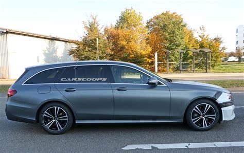 Mercedes E Class Facelift 2019 by Mercedes E Klasse Facelift 2019 Autoforum