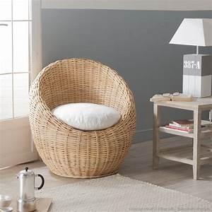 Fauteuil Exterieur Pas Cher : meubles en rotin pas cher homeezy ~ Teatrodelosmanantiales.com Idées de Décoration