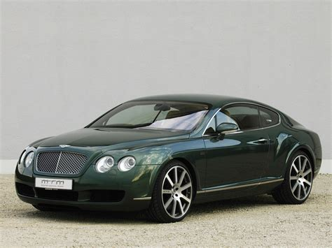Bentley Continental Photo by Mtm Bentley Continental Gt Picture 36943 Mtm Photo