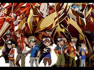 Bento Bites Digimon Universe Dragonball Super