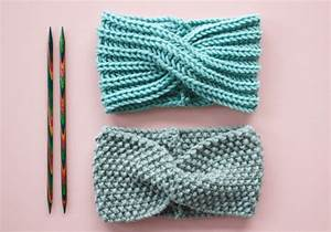 Stirnband Selber Machen : kostenlose strickanleitung stirnband mit twist snaply magazin ~ Watch28wear.com Haus und Dekorationen