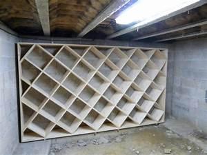 Range Bouteille Bois : comment faire un casier a bouteille en bois fq07 jornalagora ~ Teatrodelosmanantiales.com Idées de Décoration