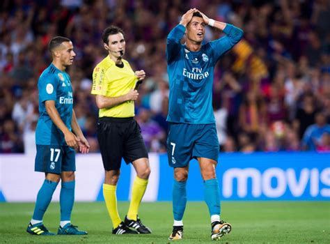Cristiano Ronaldo banned for five matches after red card ...