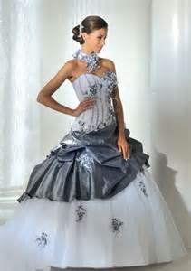 brautkleider discount robe de mariage gris