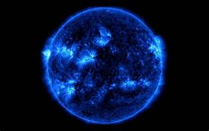 Check Out NASA's 4K Video Of The Sun