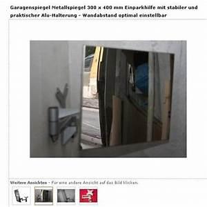 Einparkhilfe Garage Selber Bauen : gibt es so etwas wie einen spiegel f r die garage zum ~ Watch28wear.com Haus und Dekorationen