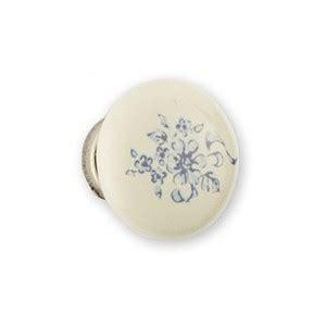 bouton de porte porcelaine poign 233 e porcelaine fleur et m 233 tal