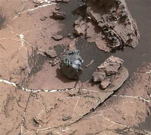 Curiosity Mars Rover: New Meteorite Find Confirmed