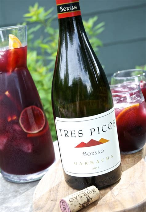 sangria wine the 5 best red wines for sangria wine wisdom the kitchn
