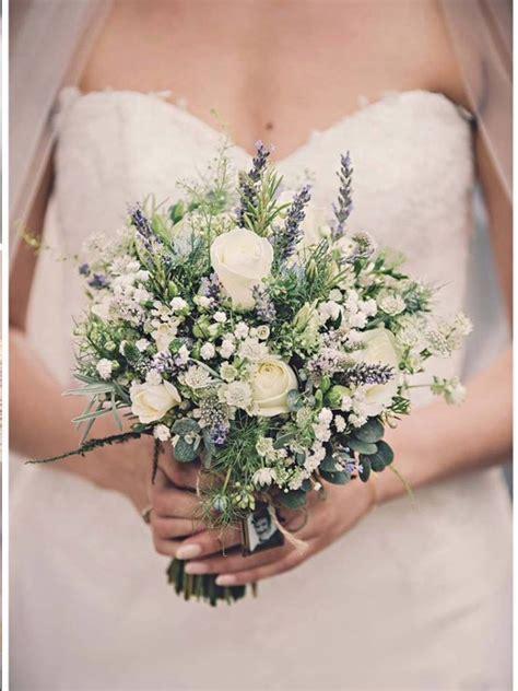 lavender roses  gypsophila bridal bouquet aa