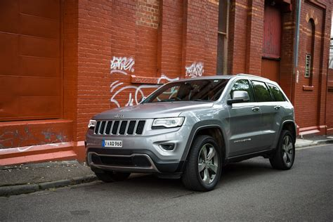jeep grand cherokee 2016 jeep grand cherokee limited diesel review caradvice