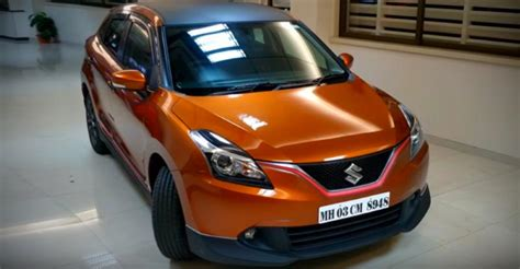New Baleno Modification Accessories by 6 Modified Maruti Baleno Hatchbacks From India