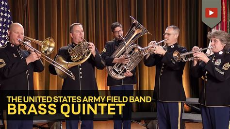 The Star-Spangled Banner - Army Field Band Brass Quintet ...