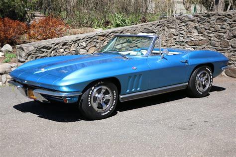 1966 Chevrolet Corvette 327/350 Convertible 4-Speed for ...