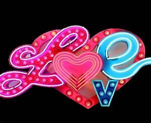 Image Gallery neon love neon art
