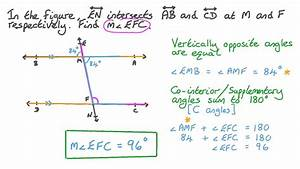 Video  Finding The Measure Of An Angle Given Its