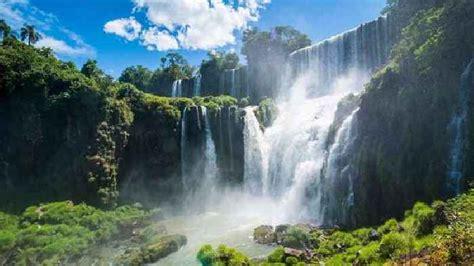 The World Most Beautiful Waterfalls One News