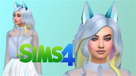 Starlight Starwolf As A Sim||sims 4