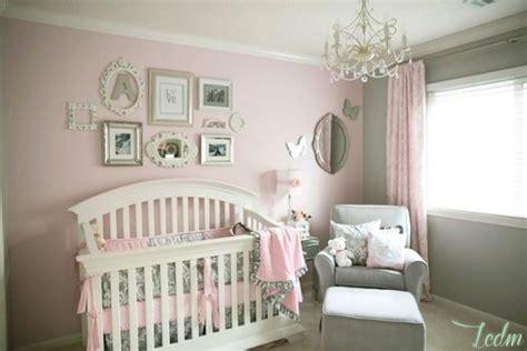 idee chambre bebe deco idées déco chambre bébé fille