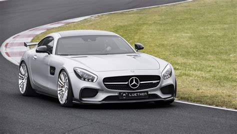 Mercedes Amg Gt Picture by 2016 Mercedes Amg Gt By Luethen Motorsport Picture