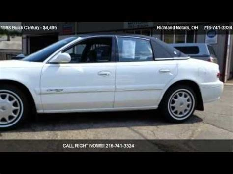 1998 Buick Century Problems by 1998 Buick Century Problems Manuals And Repair