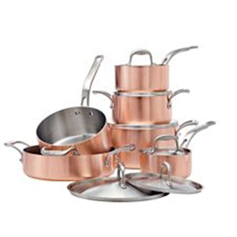 lagostina euro clad copper cookware set  pc canadian tire