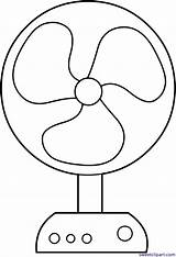 Fan Clipart Electric Line Clip Coloring Sweet Transparent Sweetclipart Webstockreview Cooling Clipground sketch template
