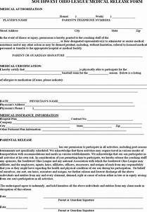 Download Ohio Medical Release Form 2 for Free TidyForm