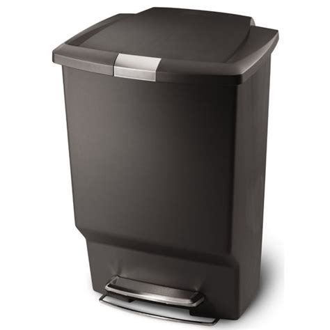 Simplehuman In Cabinet Trash Can Dimensions by Trash Cans Free Standing Built In Cabinet Pull