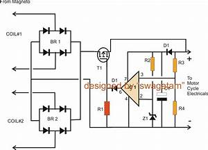 Circuit Diagram Voltage Regulator For Motorcycle
