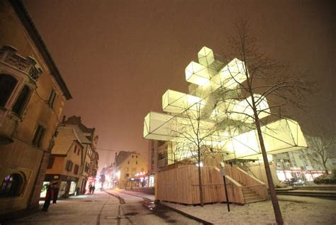 Christmas Trees By Architects! Huffpost