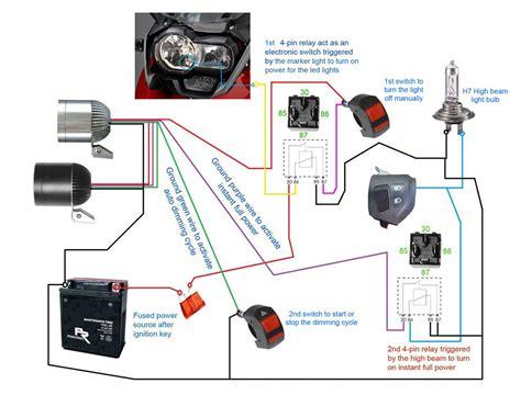 35w cree led driving light x2 moto guzzi stelvio ducati scrambler ktm 690 enduro ebay
