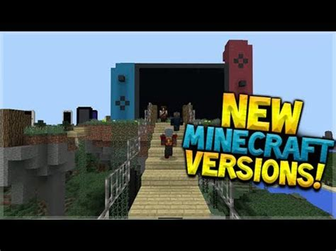 minecraft xbox  shaders   bedrock versions infinite worlds qa eckoxsolider